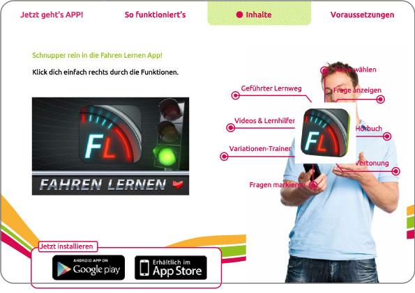 Fahren Lernen Max - App Bild 3