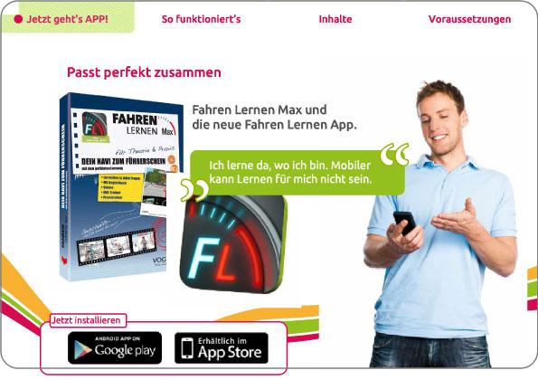 Fahren Lernen Max - App Bild 1