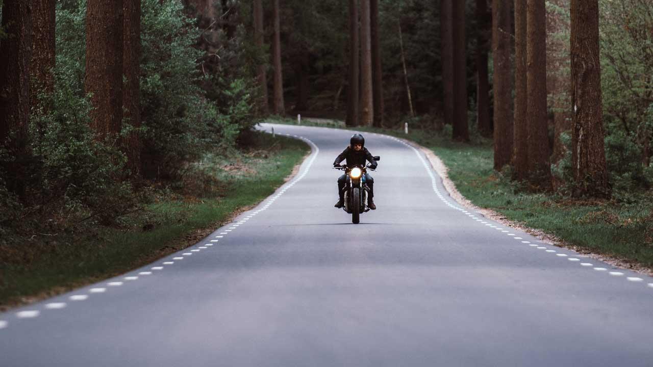 Führerschein Klasse A - Motorrad