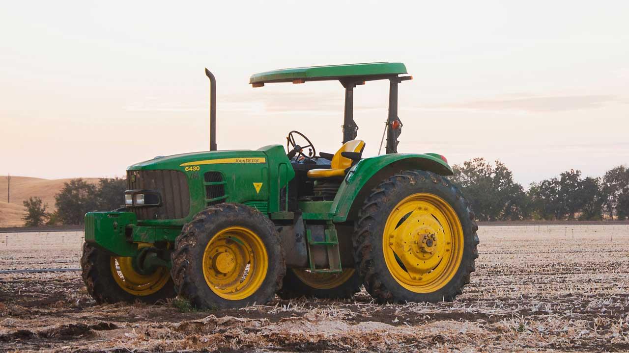 Führerschein Klasse L - Landwirtschaftliche Fahrzeuge